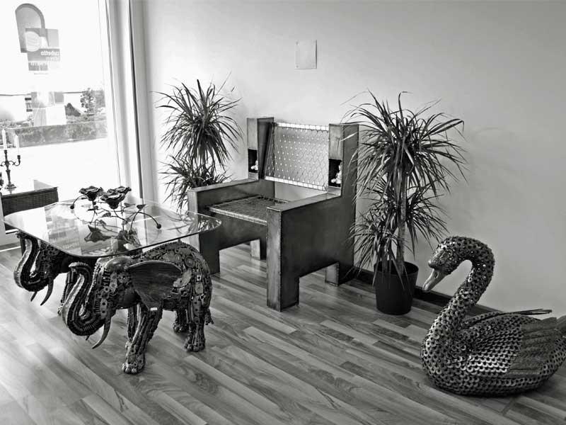 designerm bel aus stahl aus der region bludenz On designermöbel aus england